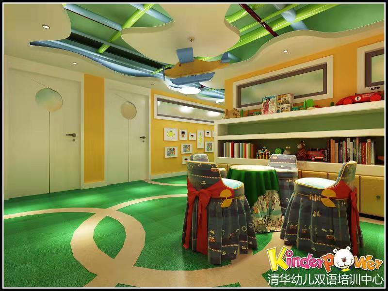 【亮点万利】北京海淀-清华幼儿培训中心装修